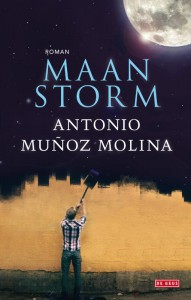 Maan Storm Book Cover